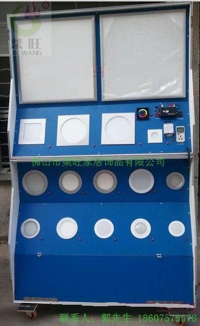 产品折叠展示柜